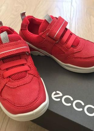 Кроссовки ECCO Biom кожаные р.25 (не nike, new balance, geox)