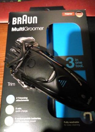 Продам электробритву BRAUN MultiGroomer MG5050