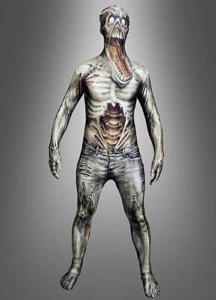 Костюм зомби карнавальный morphsuit