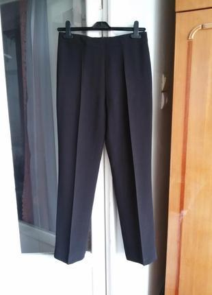 Роскошные брендовые  брюки gai mattiolo вискоза/ацетат