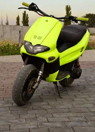 Срочная роспродажа Скутеров Gilera Runner SP 50