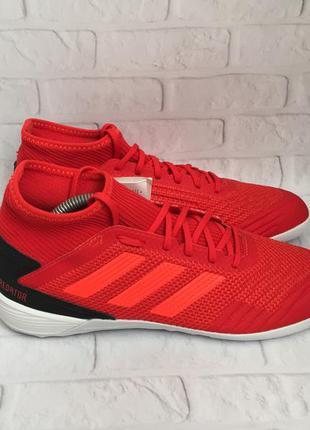 Нові футзалки adidas predator 19.3 новые бампы залки футбольна...