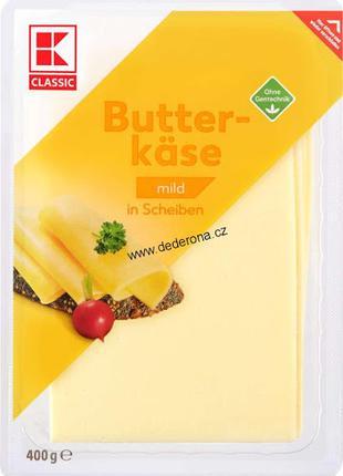 Сыр-нарезка Butterkässe