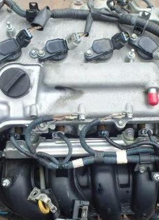 Разборка Toyota Verso (2011), двигатель 1.8 2ZR-FE.