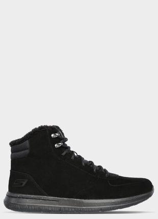 Оригинальные мужские ботинки skechers go walk city - sierra ( ...