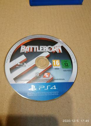 Диск PlayStation 4 Battleborb