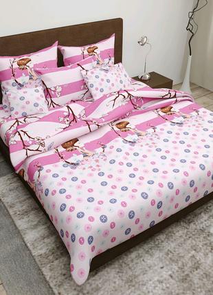 Детское постельное белье Пуговицы