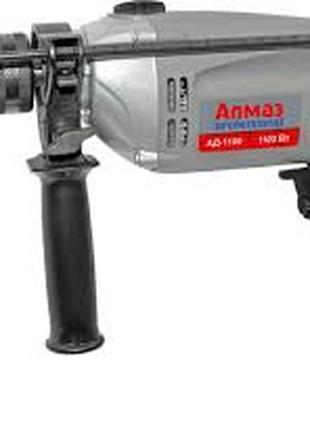 Дрель ударная Алмаз АД-1100