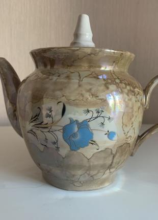 Чайник фарфор / заварник / чайник для заварки чая