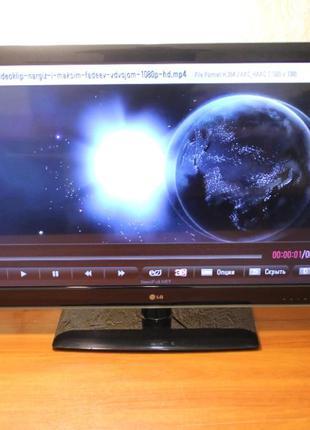 """42"""" ЖК LED LG 42LM340T. 1920x1080 (Full HD), 3D, USB, HDMI"""