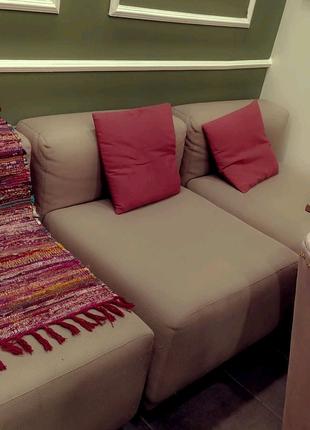 Диван, кресло, столы, стулья