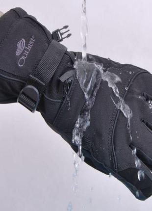 зимние  перчатки HEAD