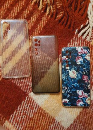 Чехол Xiaomi Mi note 10 lite