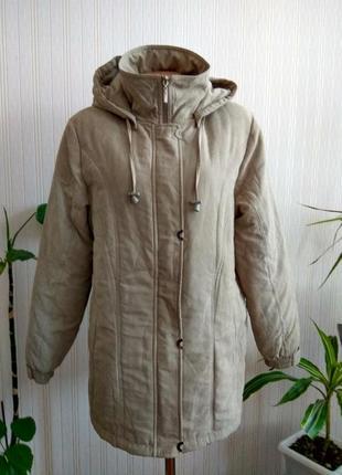 Куртка демисезонная размер м