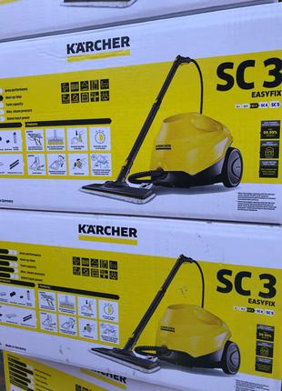 Karcher sc3 easyfix  пароочиститель