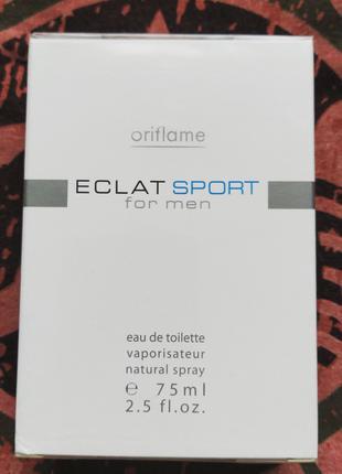 Eclat Sport Oriflame Sweden!