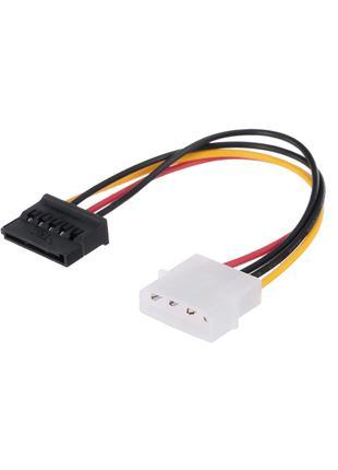Кабель (переходник) питания SATA HDD (CC-SATA-PS) Molex