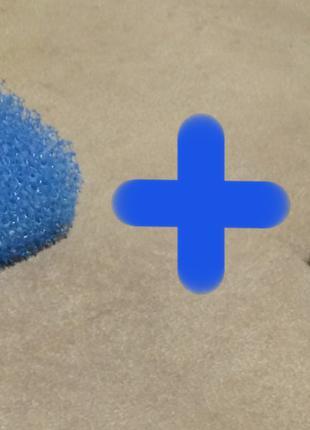 2 Фильтра выпускной системы (под НЕРА) для пылесосов THOMAS