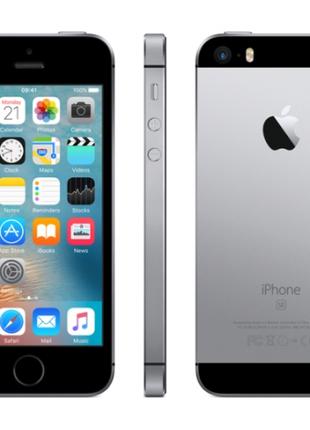 Оригинальный мобильный телефон Apple iPhone SE на 64 гб Refurbis