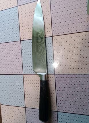 Шеф нож. Нож для кухни. Кухонный нож.