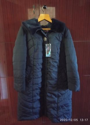 Пальто на пышные формы