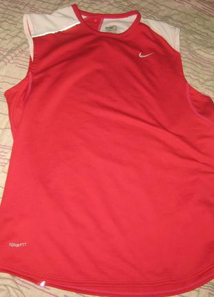Майка спортивная, Nike, р. М (44-46), б/у, состояние новой, недос