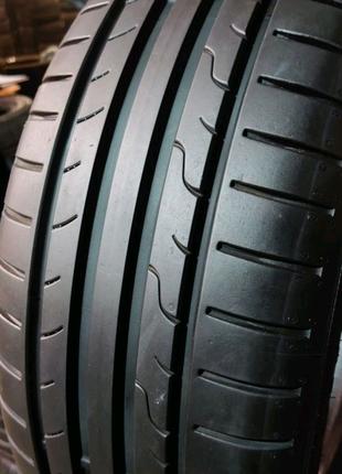 Комплект 205/55 r16 Dunlop Sport Bluresponse