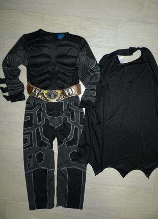 Карнавальный костюм бэтмена от tu 5-6 лет