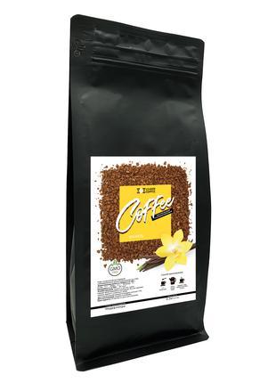 Кофе растворимый сублимированный с ароматом Французской Ванили