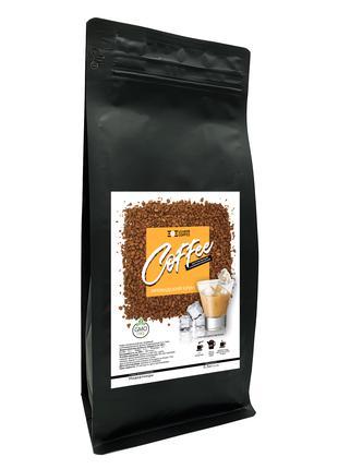 """Кофе растворимый сублимированный с ароматом """"Ирландский крем"""""""