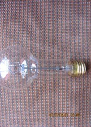 Лампа 1000вт. 110в советская 1968г.