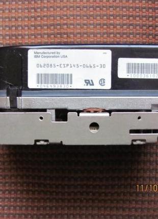 Раритетный накопитель ИБМ 85.-87г