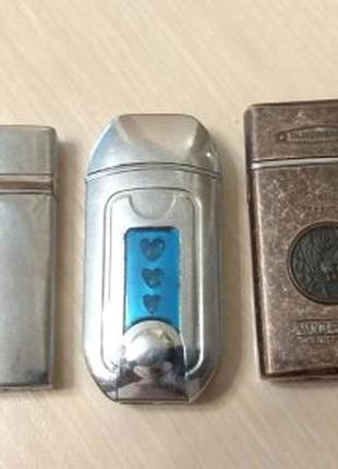 Зажигалка в коллекцию Зажигалки металлические