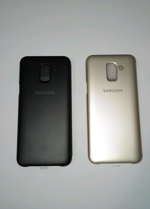 Знижка!!!Чохол-книжка  Samsung Galaxy J6(2018) Wallet cover