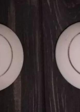 Фарфор крышки Посуда