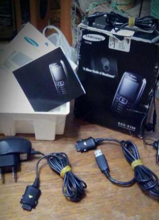 Комплект телефона Samsung X700