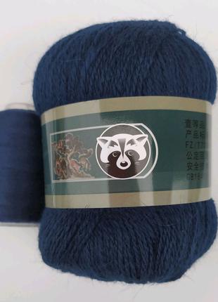 Пряжа для вязания пух норки 820
