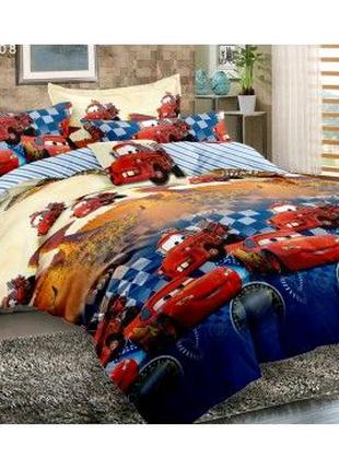 Детское постельное белье Тачки