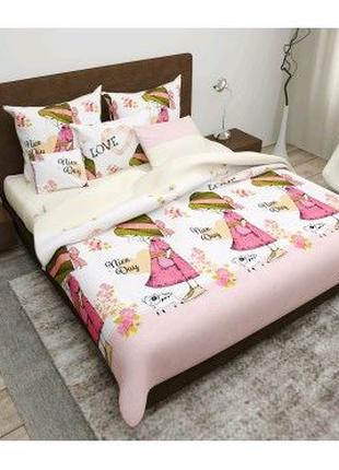 Детское постельное белье Мисс