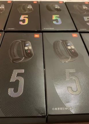 Фитнес браслет Xiaomi Mi band5