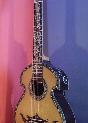 Ремонт, изготовление струнных муз. инструментов (гитара, домра...