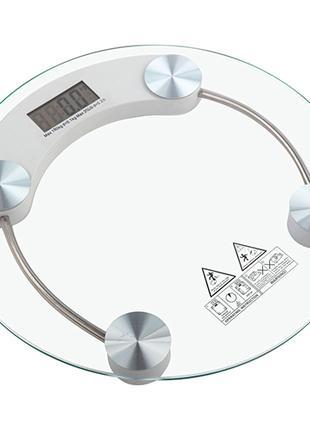 Весы напольные 2015A - 180кг (0,1кг), температура.