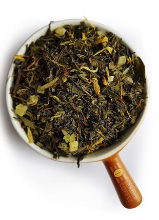 """Чай зеленый + белый """"8 сокровищ Шаолиня"""", 1кг"""
