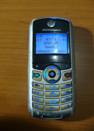 Мобильный телефон Motorola