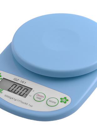 Весы кухонные QZ-161 - 5кг (1г)