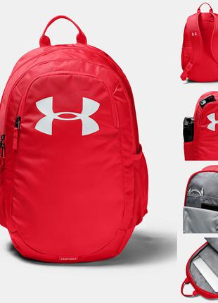 Рюкзак Under Armour Scrimmage 2.0 Backpack Red 25l Оригинал город