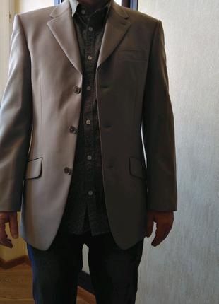 Пиджак Next мужской шерсть