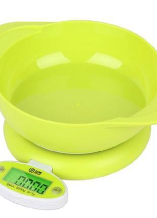 Весы кухонные CH-303A  5кг (1г)  -  чаша