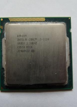 Intel Core i3 2120 2 ядра 3.30 GHz s 1155