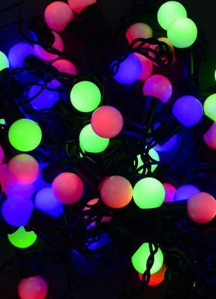 Гирлянда штора светодиодная 60 лампочек